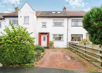 Thumbnail 3 bed terraced house for sale in Barlae Avenue, Eaglesham, Glasgow