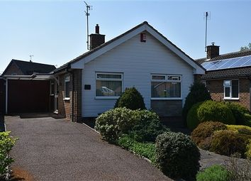 Thumbnail 2 bed bungalow for sale in Kedleston Close, Chilwell