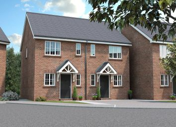 Thumbnail 2 bedroom semi-detached house for sale in Aaron Manby Court, High Street, Princes End, Tipton