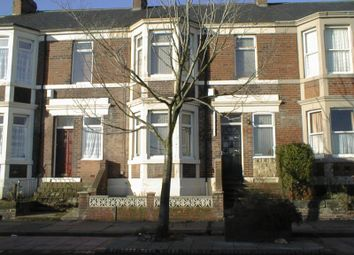 Thumbnail 6 bed terraced house to rent in Dinsdale Road, Sandyford, Newcastle Upon Tyne