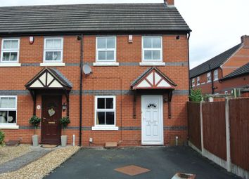 Thumbnail 2 bedroom end terrace house for sale in Stonebridge Close, Telford, Shropshire