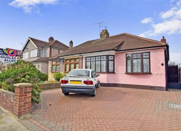 Thumbnail 2 bed semi-detached bungalow for sale in Alma Avenue, Hornchurch, Essex
