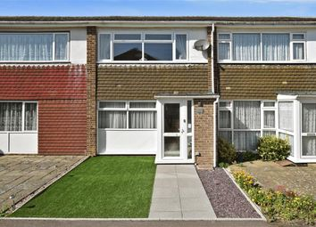 2 bed terraced house for sale in Hildenborough Crescent, Maidstone, Kent ME16