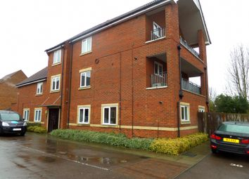 Thumbnail 2 bedroom flat for sale in Heligan Place, Westcroft, Milton Keynes