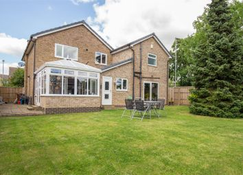 Thumbnail 5 bed detached house for sale in Haigh Side Drive, Rothwell, Leeds