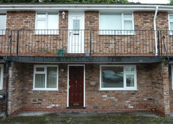 Thumbnail 2 bed flat to rent in Paul Court, Hall Lane, Offerton, Stockport