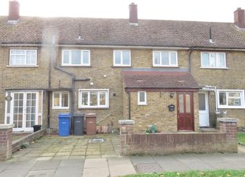Thumbnail 3 bed terraced house to rent in Crammaville Street, Grays