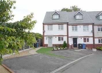 Thumbnail 3 bedroom town house for sale in Disraeli Crescent, Ilkeston, Derbyshire