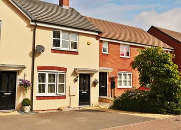 Thumbnail 2 bed end terrace house for sale in Raffles Place, Long Lawford, Rugby