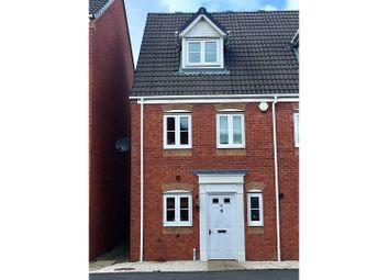 Thumbnail 4 bed end terrace house for sale in Willow Grove, Willenhall