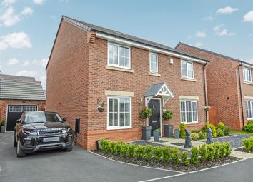 Thumbnail 4 bed detached house for sale in Gisburn Court, Leyland