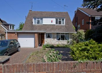 Thumbnail 3 bed detached house for sale in Cambridge Road, North Uxbridge