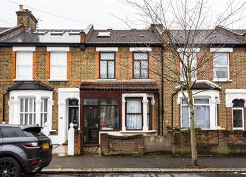 Thumbnail 4 bed terraced house for sale in Leslie Road, London, London