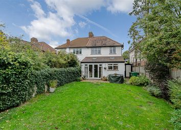 Thumbnail Semi-detached house for sale in Midway, Sutton, Surrey