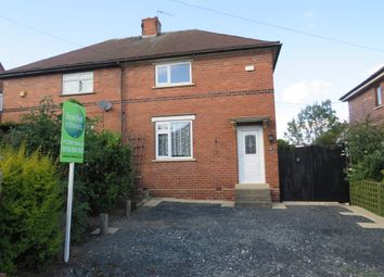 Thumbnail 3 bed semi-detached house for sale in Glebe Crescent, Ilkeston