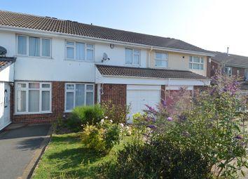Thumbnail 3 bedroom terraced house to rent in Annscroft, Kings Norton, Birmingham