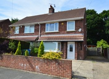 Thumbnail 3 bed semi-detached house to rent in Middleton Drive, Chesterfield