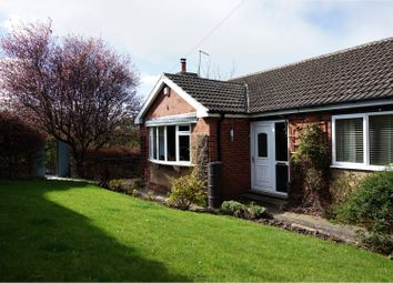 Thumbnail 3 bed detached bungalow for sale in Kendal Crescent, Conisbrough
