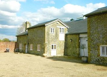 Thumbnail 1 bed semi-detached house to rent in Court Lodge Farm, The Green, West Peckham, Kent