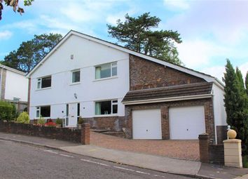 Thumbnail 4 bed detached house for sale in Palmyra Court, West Cross, Swansea
