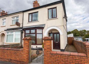 Thumbnail 3 bed end terrace house for sale in Mendalgief Road, Newport