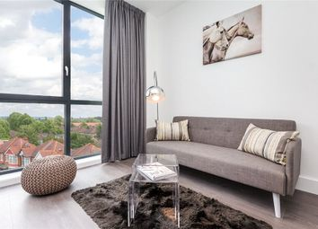 Thumbnail 1 bedroom flat to rent in Kirkfield House, 118-120 Station Road, Harrow, Middlesex
