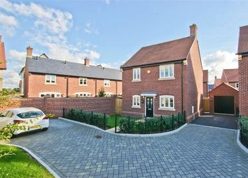 Thumbnail 3 bed detached house for sale in Bourke Road, Shepton Mallet