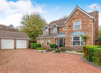 Thumbnail 5 bed detached house for sale in Ash Way, Seabridge, Newcastle Under Lyme, Staffs
