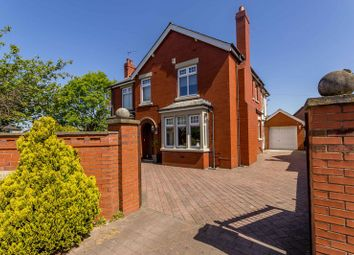 Thumbnail 5 bedroom detached house for sale in The Green, Eccleston