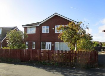 Thumbnail 4 bed detached house to rent in Denbydale Way, Royton, Oldham
