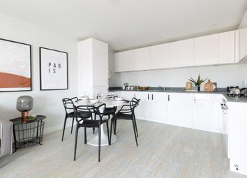 Thumbnail 1 bed flat for sale in 2 Goldstone Lane, Hove