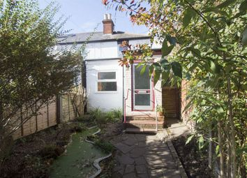 Thumbnail 2 bed end terrace house for sale in Clarence Road, Fleet