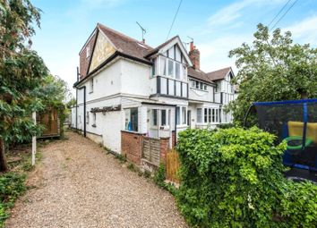 Thumbnail 4 bed end terrace house for sale in Portsmouth Road, Cobham, Surrey