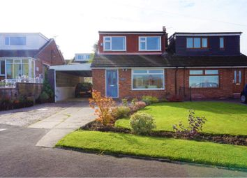Thumbnail 2 bed bungalow for sale in Brabyns Road, Gee Cross