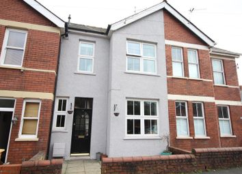 Thumbnail 3 bed terraced house for sale in Uskvale Drive, Caerleon, Newport