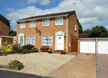 Thumbnail 3 bed semi-detached house for sale in Bockland Close, Cullompton