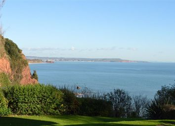 Thumbnail 2 bed flat for sale in The Cliffs, Old Teignmouth Road, Dawlish, Devon