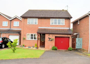 Thumbnail 4 bed detached house for sale in Wimpole Drive, South Wootton, King's Lynn