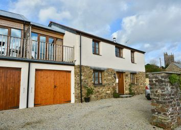 Thumbnail 3 bed barn conversion for sale in Broadwoodwidger, Devon
