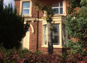 Thumbnail 1 bed flat to rent in Barrs Court Road, Hereford