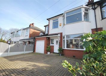 Thumbnail 4 bedroom semi-detached house for sale in Larch Avenue, Swinton, Manchester