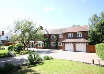 Thumbnail 7 bed detached house for sale in Quarry Road East, Heswall, Wirral