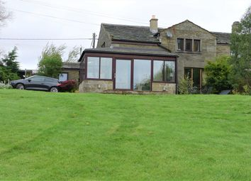 Thumbnail 4 bed semi-detached house to rent in West Gable, Long Causeway, Blackshaw Head, Hebden Bridge.