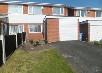 Thumbnail 3 bed semi-detached house for sale in Fields End, Huyton, Liverpool
