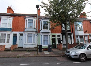 Thumbnail 3 bed terraced house to rent in Cambridge Street, Leicester