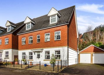 Thumbnail 5 bedroom detached house for sale in Woolpitch Wood, Chepstow