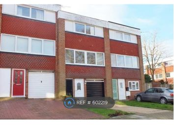 Thumbnail 3 bed terraced house to rent in Atkinson Close, Orpington