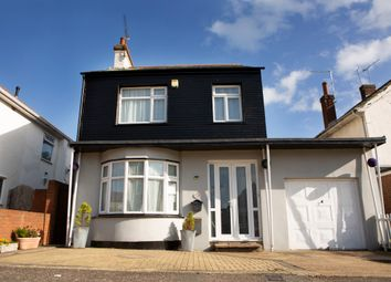 Thumbnail 3 bed detached house for sale in Cleveland Drive, Westcliff-On-Sea, Essex