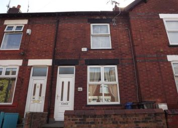 Thumbnail 2 bed terraced house for sale in Charles Street, Stockport, Greater Manchester