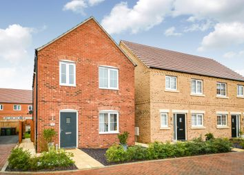 Thumbnail 3 bedroom detached house for sale in Rowe Place, Swaffham, Swaffham